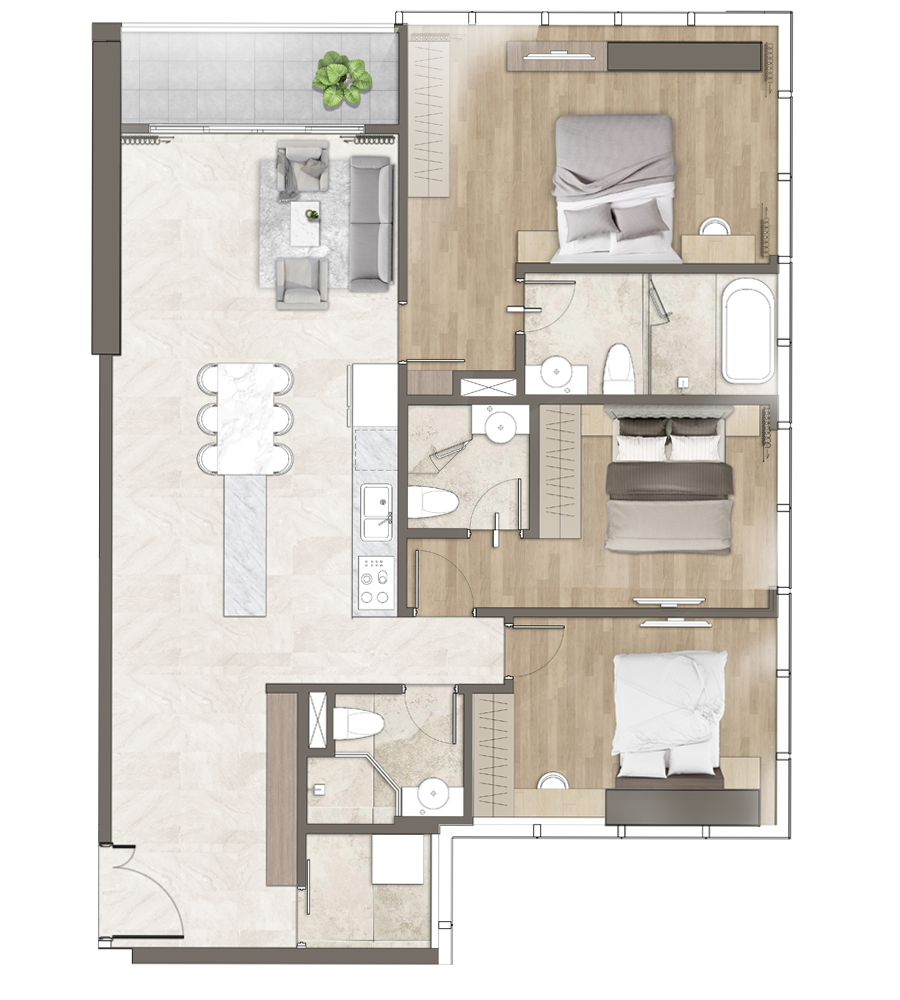 3BR-A